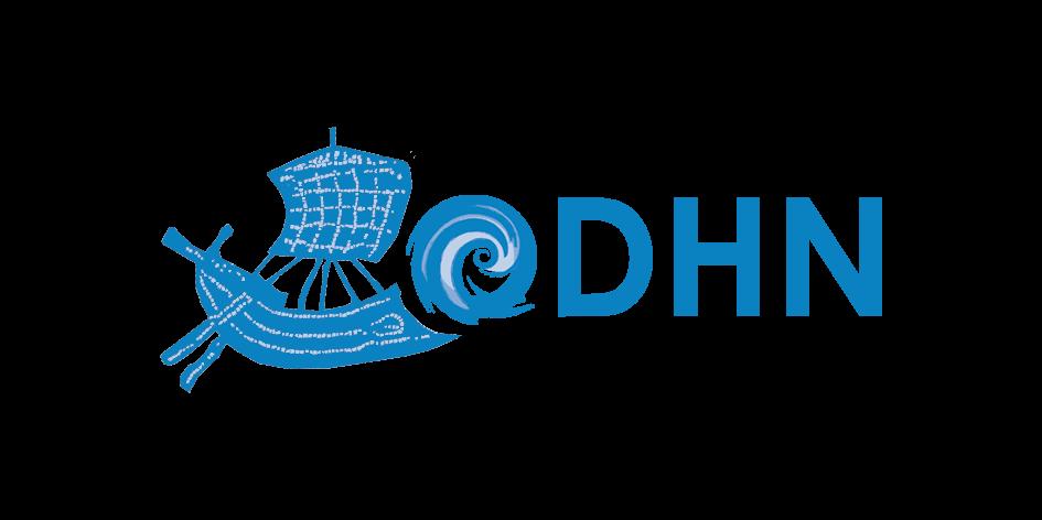 Ocean Decade Heritage short blue logo